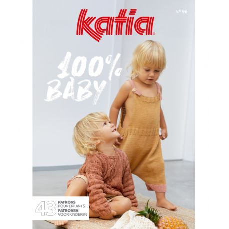 Catalogue Katia - Layette n°96