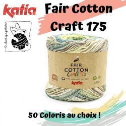 Fair Cotton Craft 175 - Katia