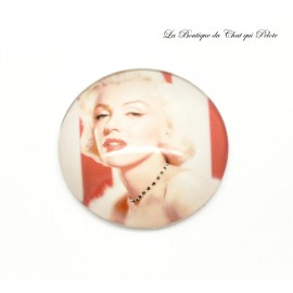 Cabochon Marylin 30 mm