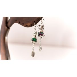 Boucles d'oreilles Kitty Cat