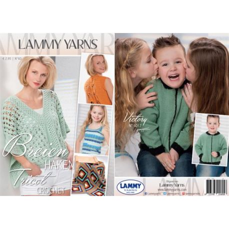 Catalogue Lammy Yarns n°60