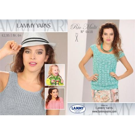 Catalogue Lammy Yarns n°64