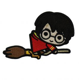 Ecusson brodé thermocollant Harry Potter