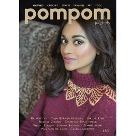 POM POM Quarterly - Issue 15 - Hiver 2015