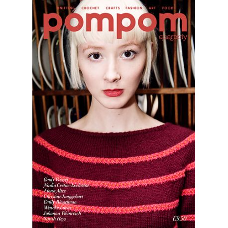 POM POM Quarterly - Issue 10 - Automne 2014
