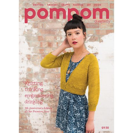 POM POM Quarterly - Issue 1 - réédition été 2017
