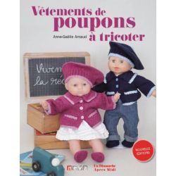 Vêtements de Poupons à Tricoter