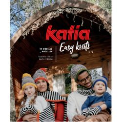 Easy Knits 9 - catalogue débutantes - Katia
