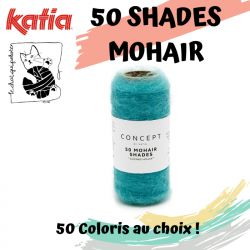 50 Mohair Shades - Concept by Katia